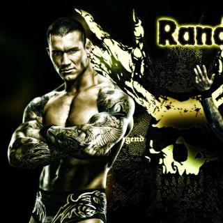 Randy Orton Wrestler - Obrázkek zdarma pro 128x128