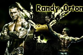 Randy Orton Wrestler - Obrázkek zdarma pro 800x480