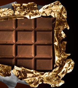 Milk Chocolate - Obrázkek zdarma pro iPad