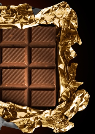 Milk Chocolate - Obrázkek zdarma pro iPhone 5C