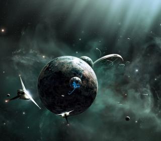 Universe - Obrázkek zdarma pro 2048x2048