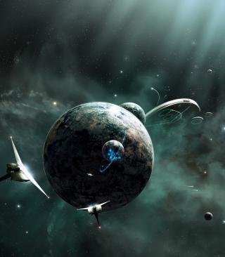 Universe - Obrázkek zdarma pro Nokia X3-02