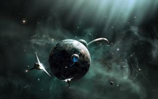 Universe - Obrázkek zdarma pro 1080x960