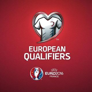 UEFA Euro 2016 Red - Obrázkek zdarma pro 128x128