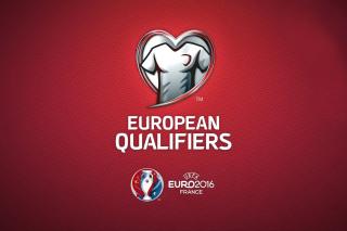 UEFA Euro 2016 Red - Obrázkek zdarma pro 320x240