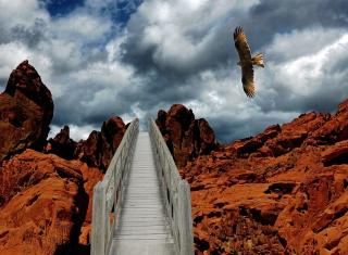 Desert Eagle - Obrázkek zdarma pro Widescreen Desktop PC 1440x900
