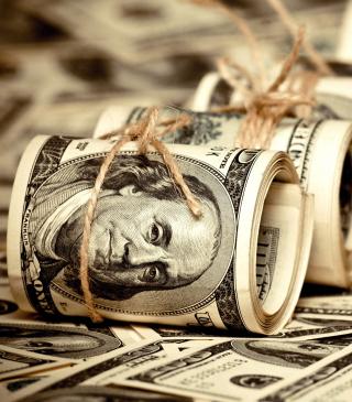 Dollars - Obrázkek zdarma pro 176x220