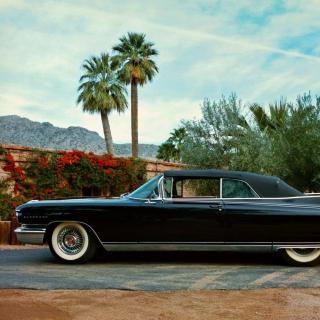 Cadillac Eldorado Biarritz - Obrázkek zdarma pro 208x208