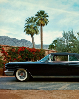 Cadillac Eldorado Biarritz - Obrázkek zdarma pro 480x640