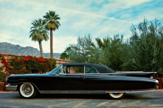 Cadillac Eldorado Biarritz - Obrázkek zdarma pro Nokia Asha 201