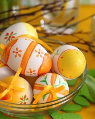 Happy Easter Card - Obrázkek zdarma pro 240x432