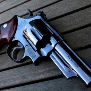 44 Remington Magnum Revolver - Obrázkek zdarma pro 2048x2048