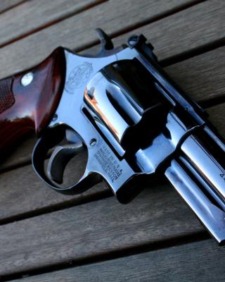 44 Remington Magnum Revolver - Obrázkek zdarma pro iPhone 4S