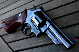 44 Remington Magnum Revolver - Obrázkek zdarma pro Nokia Asha 210