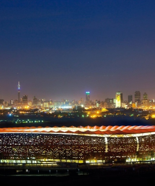 Johannesburg - Obrázkek zdarma pro 176x220