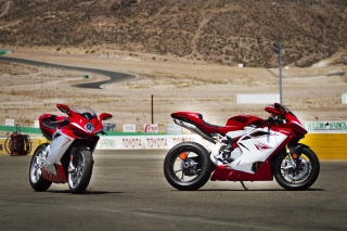 MV Agusta F4 Background for Android, iPhone and iPad