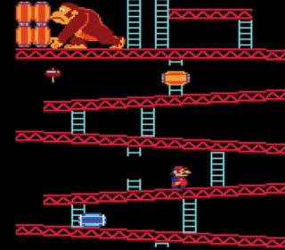 Donkey Kong - Obrázkek zdarma pro 320x320
