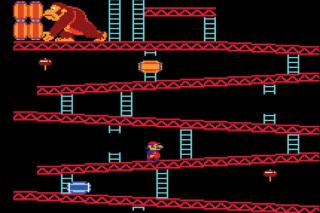 Donkey Kong - Obrázkek zdarma pro LG Optimus M