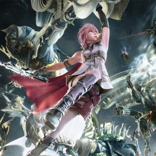 Final Fantasy VIII - Obrázkek zdarma pro iPad Air