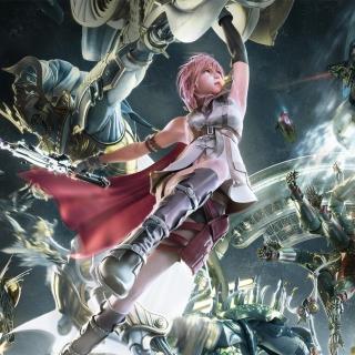 Final Fantasy VIII - Obrázkek zdarma pro 128x128