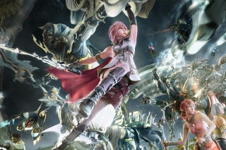 Final Fantasy VIII - Obrázkek zdarma pro Nokia XL