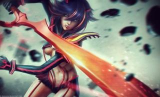 Ryuko Kill La Kill Picture for Android, iPhone and iPad