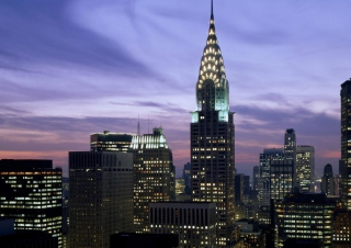 Empire State Building Wallpaper for Android, iPhone and iPad