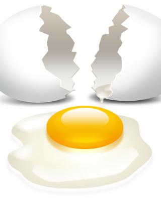 Egg - Obrázkek zdarma pro Nokia Asha 501
