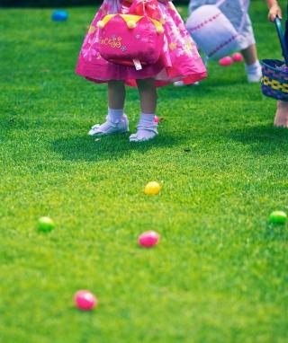 Easter Egg Hunt - Obrázkek zdarma pro iPhone 5C