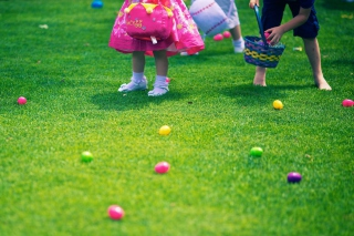 Easter Egg Hunt Picture for Android, iPhone and iPad