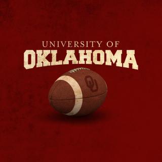 Oklahoma Sooners University Team - Obrázkek zdarma pro 320x320