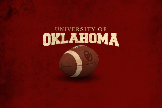 Oklahoma Sooners University Team - Obrázkek zdarma pro Nokia Asha 201