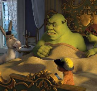 Cartoons Shrek 3 - Obrázkek zdarma pro iPad mini 2