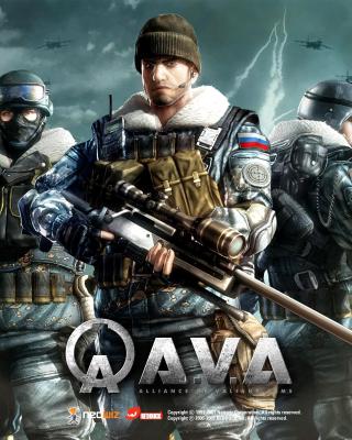 AVA, Alliance of Valiant Arms - Fondos de pantalla gratis para Huawei G7300