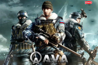 AVA, Alliance of Valiant Arms Background for Android, iPhone and iPad