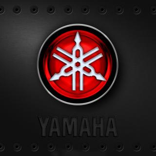 Yamaha Logo - Obrázkek zdarma pro 320x320