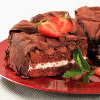 Chocolate Cake - Obrázkek zdarma pro iPad mini
