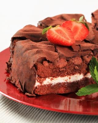 Chocolate Cake - Obrázkek zdarma pro iPhone 5C