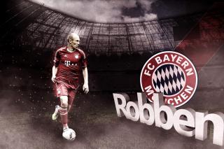 Arjen Robben - Obrázkek zdarma pro 1600x1280