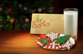 Free Letter For Santa Picture for Android, iPhone and iPad