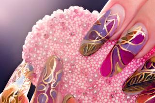 Acrylic Nail Art - Obrázkek zdarma pro Samsung Galaxy Tab 10.1