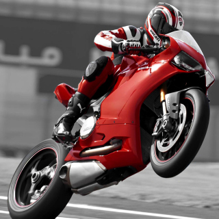 Ducati 1199 Superbike - Obrázkek zdarma pro iPad mini 2