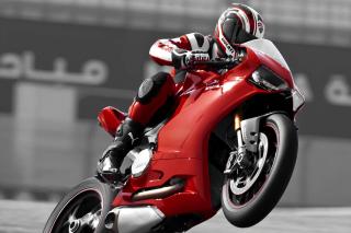 Ducati 1199 Superbike - Obrázkek zdarma pro LG P700 Optimus L7