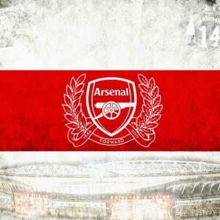 Arsenal - Obrázkek zdarma pro iPad