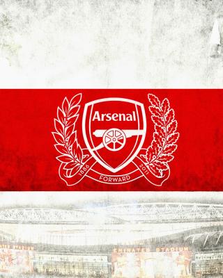 Arsenal - Obrázkek zdarma pro iPhone 5C