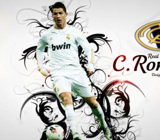 Cristiano Ronaldo - Cr7 - Obrázkek zdarma pro 320x320