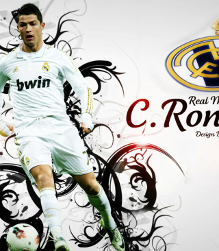 Cristiano Ronaldo - Cr7 - Obrázkek zdarma pro Nokia X1-00