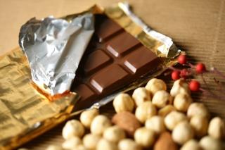 Chocolate And Hazelnuts - Obrázkek zdarma pro 1152x864
