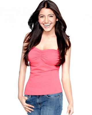 Anushka Sharma Bollywood - Obrázkek zdarma pro iPhone 4S