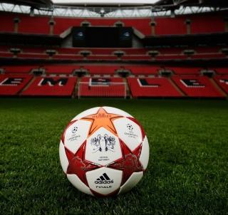 Soccer Ball - Obrázkek zdarma pro iPad Air